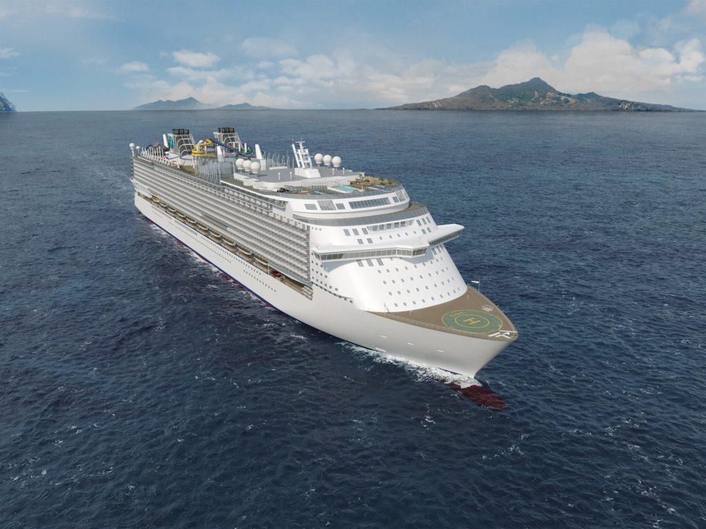 MV Werften Global Class Dream Cruises