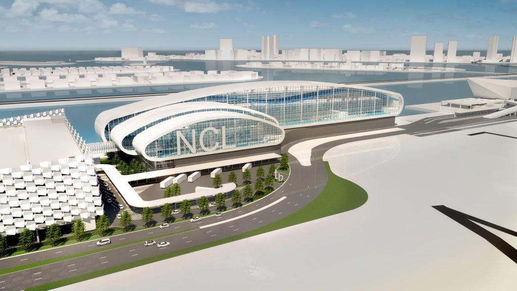 Terminal NCL PortMiami