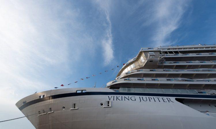 Viking Jupiter a Flote