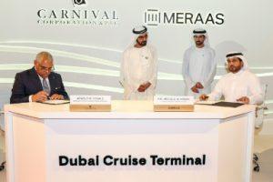 Presentación Dubai Cruise Terminal