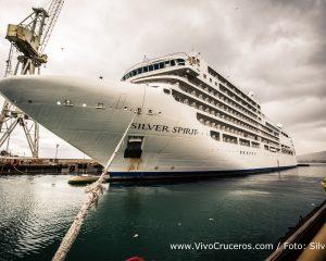 Silversea Silver Spirit 2018