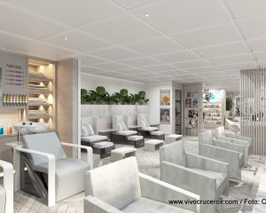 The Spa (Celebrity Edge) - Salon