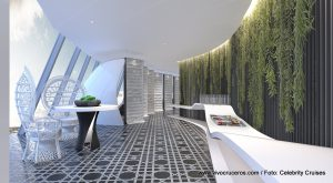 The Spa (Celebrity Edge) - Thermal Suite
