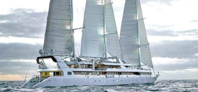 Prueba Solid Sail Le Ponant