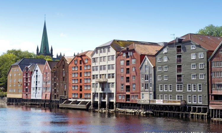 MSC Cruceros Verano 2020 Trondheim