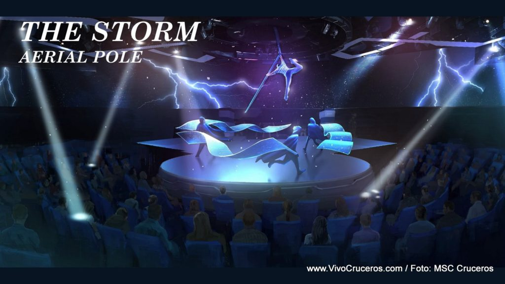 SYMA - Cirque du Soleil - The Storm