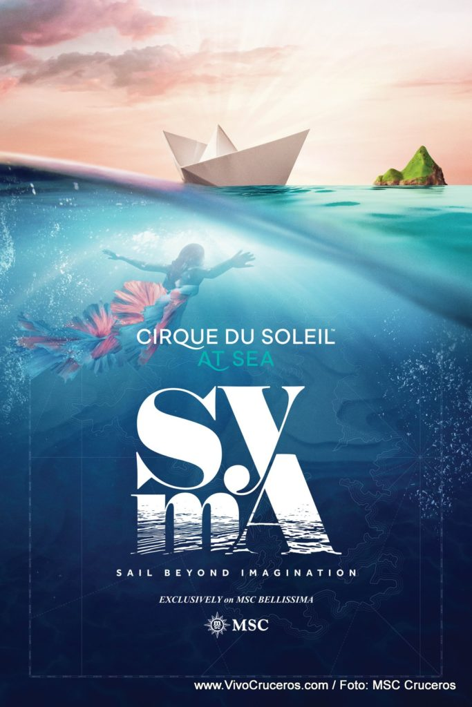 Syma - Cirque du Soleil at Sea