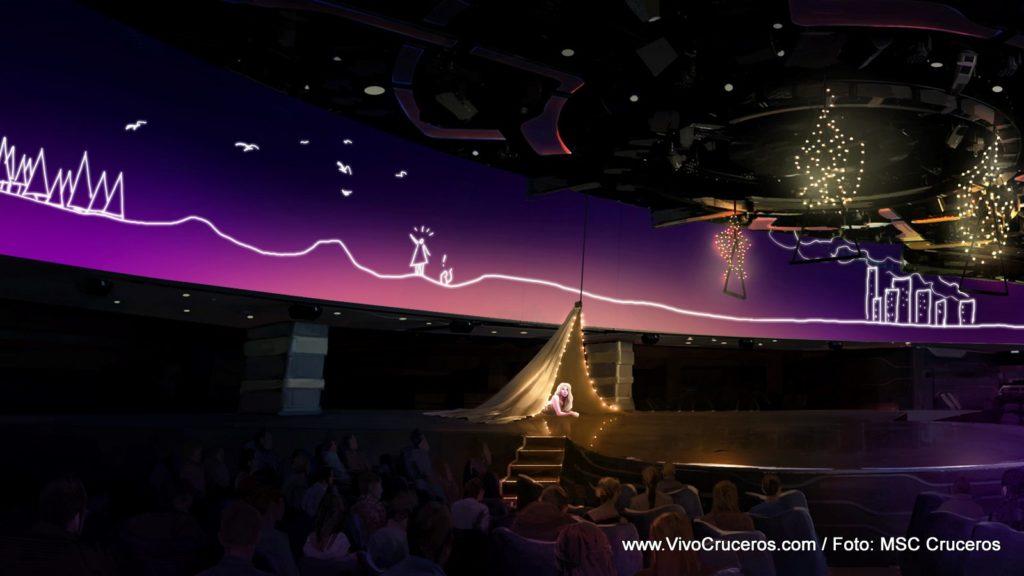 Varélia - Cirque du Soleil - Apertura